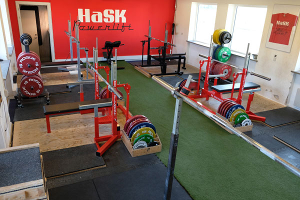 HaSK Faciliteter - ER Equipment
