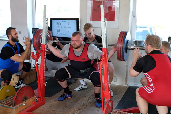 Træningscenter Haderslev Styrkeløft Klub